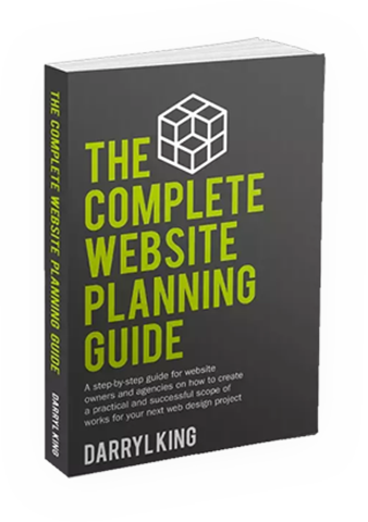 The Complete Website Planning Guide Book Image