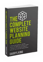 The Complete Website Planning Guide Book Cover