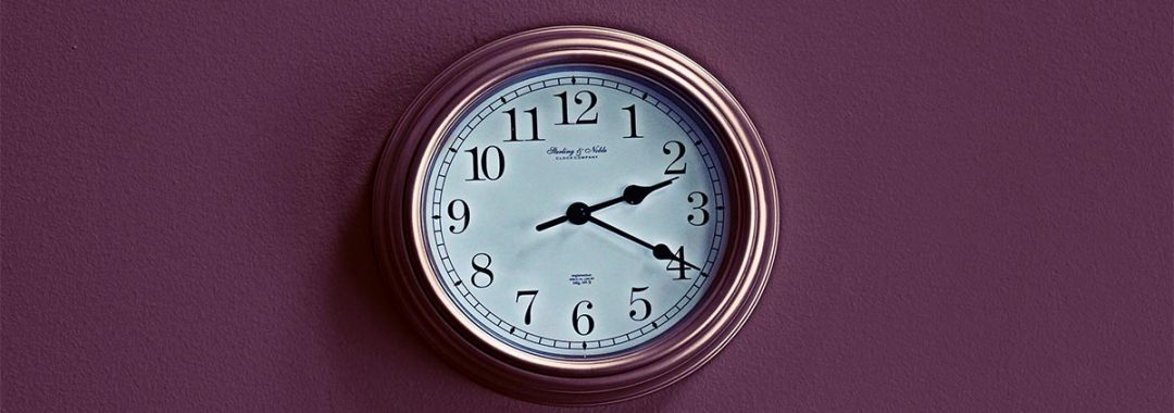 What's the best time to plan your website?